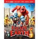 BLU-RAY 3D MOVIE Blu-Ray ESCAPE FROM PLANET EARTH